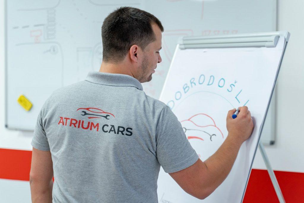 Auto škola - Atrium Cars